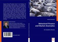 Bookcover of Behavioral Finance and Market Anomalies