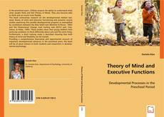 Bookcover of Theory of Mind and Executive Functions