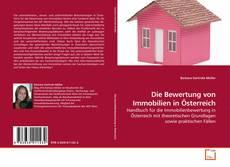 Capa do livro de Die Bewertung von Immobilien in Österreich