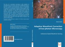 Bookcover of Adaptive Wavefront Correction in Two-photon Microscopy