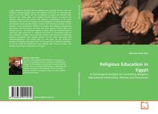 Portada del libro de Religious Education in Egypt