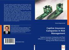 Capa do livro de Captive Insurance Companies in Risk Management