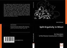 Copertina di Split-Ergativity in Maori