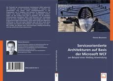 Portada del libro de Serviceorientierte Architekturen auf Basis der Microsoft WCF