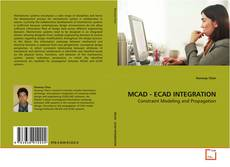 Bookcover of MCAD - ECAD INTEGRATION