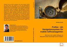 Buchcover von ProNav - ein Navigationssystem für mobile Softwareagenten