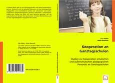 Bookcover of Kooperation an Ganztagsschulen