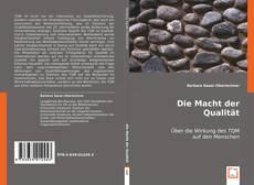 Buchcover von Die Macht der Qualität