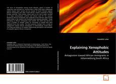 Buchcover von Explaining Xenophobic Attitudes