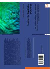 Buchcover von Stochastic Replicator Dynamics