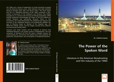 Copertina di The Power of the Spoken Word