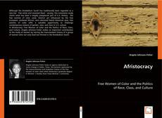 Capa do livro de Afristocracy
