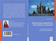Buchcover von Besteuerung ausländischer Unternehmen in Russland
