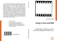 Capa do livro de Krieg in Text und Bild
