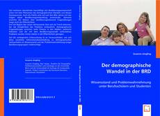 Der demographische Wandel in der BRD的封面