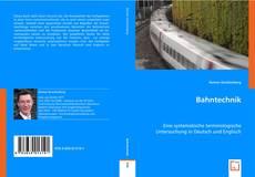 Buchcover von Bahntechnik