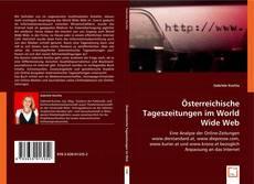 Couverture de Österreichische Tageszeitungen im World Wide Web