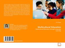 Bookcover of Multicultural Education