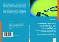 Oxidativer Stress und Antioxidantien bei Herzinsuffizienz kitap kapağı