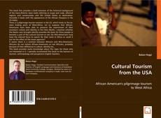 Bookcover of Cultural Tourism from the USA