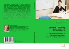 Bookcover of Science Teaching Orientations