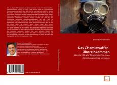 Bookcover of Das Chemiewaffen-Übereinkommen