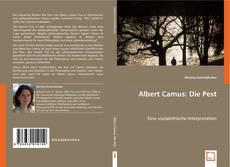 Albert Camus: Die Pest kitap kapağı