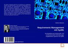 Buchcover von Requirements Management mit SysML