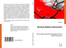 Bookcover of Human-Robot Interaction