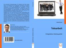 Bookcover of Telearbeit