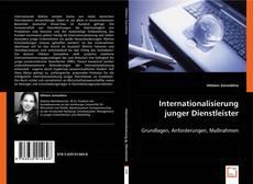 Capa do livro de Internationalisierung junger Dienstleister