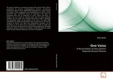 Bookcover of One Voice