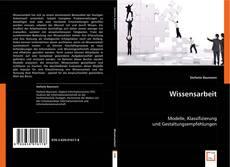 Capa do livro de Wissensarbeit