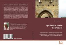Symbolism in the Courtroom kitap kapağı