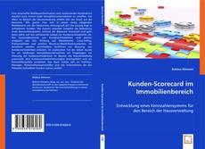 Buchcover von Kunden-Scorecard im Immobilienbereich