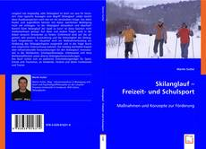Bookcover of Skilanglauf - Freizeit- und Schulsport