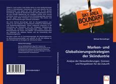 Buchcover von Marken- und Globalisierungsstrategien der Skiindustrie