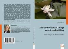 Copertina di The God of Small Things von Arundhati Roy