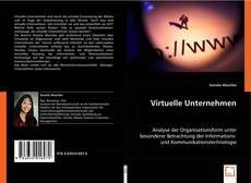 Bookcover of Virtuelle Unternehmen