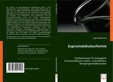 Bookcover of Supramolekularchemie