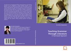 Teaching Grammar Through Literature kitap kapağı
