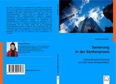 Capa do livro de Sanierung in der Bankenpraxis