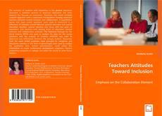 Обложка Teachers Attitudes Toward Inclusion