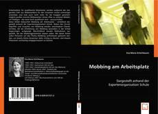 Обложка Mobbing am Arbeitsplatz