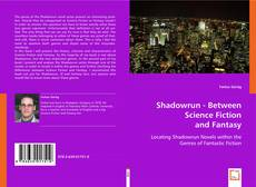 Bookcover of Shadowrun - Between Science Fiction and Fantasy