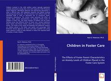 Capa do livro de Children in Foster Care