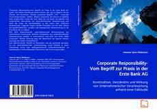 Borítókép a  Corporate Responsibility-Vom Begriff zur Praxis in der Erste Bank AG - hoz