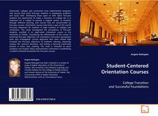 Bookcover of Student-Centered Orientation Courses
