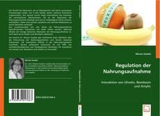 Обложка Regulation der Nahrungsaufnahme