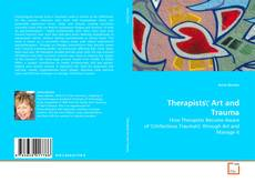 Bookcover of Therapists' Art and Trauma